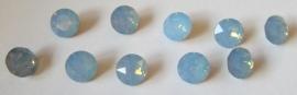 Swarovski Chaton SS29 Air Blue Opal (per 10)