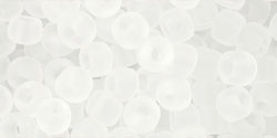 TR-06-1F Transparent-Frosted Crystal (10 g.)