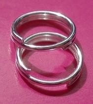 Split Ring 7 mm H103 (5 g.)