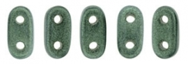CzechMates Bar Metallic Suede - Lt. Green (per 5 gram)