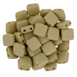 CzechMates Tiles Matte - French Beige (per 18)