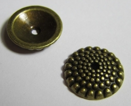 Bead Cap SP289 K (per 8)