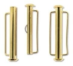 Slide Lock Clasp 31,5 mm S732 G (per 1)