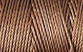C-Lon Bead Cord Chestnut (74 meter)