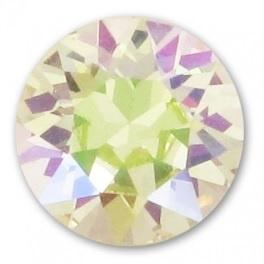 Swarovski Chaton SS39 Crystal Luminous Green (per 5)