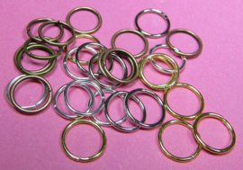 Ring Enkel 10 mm Mix H473 (per 5 gram)