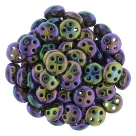 CzechMates QuadraLentils Iris - Purple (per 5 gram)