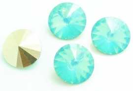 Resin Rivoli 16 mm Pacific Opal (per 2)