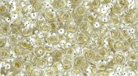 TN-08-PF21 PermaFinish - Silver-Lined Crystal (per 5 gram)