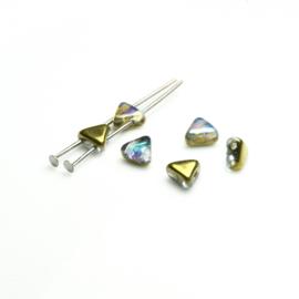 Khéops® par Puca® Crystal Golden Rainbow (10 g.)