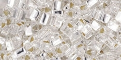 TG-08-21 Silver-Lined Crystal (per 10 gram)
