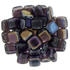 CzechMates Tiles Tanzanite - Celsian (per 12)