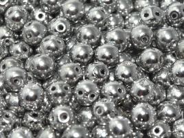 RounDuo® Beads 5 mm Crystal Labrador Full (per 14)