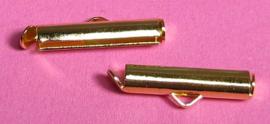 Slide End Tube 19,5 mm H436 G (per 2)