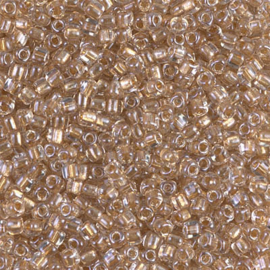 TR10-1522 Spkl Honey Beige Lined Crystal (per 10 gram)