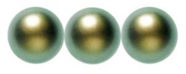 Swarovski Pearls 3 mm Iridescent Green (per 50)