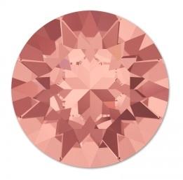 Swarovski Chaton SS39 Blush Rose (per 5)