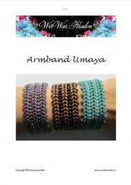 Patroon Armband Umaya (PDF-Bestand)