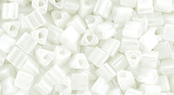 TG-08-121 Opaque-Lustered White (10 g.)