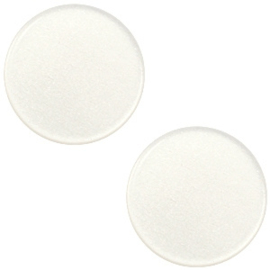 Polaris Cabochons Munt Plat 12 mm