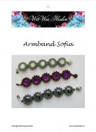 Pattern Bracelet Sofia (PDF-File)