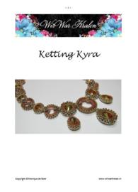Pattern Necklace Kyra (PDF-File)