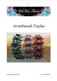 Patroon Armband Tayla (PDF-Bestand)