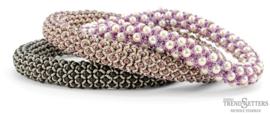Patroon Armband Chenille Stitch Bangle (Gratis Patroon)