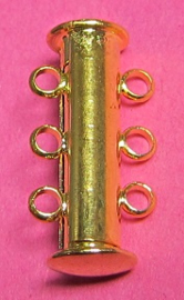 Magneetslot 3-Rijen S710 G (per stuk)