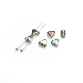 Khéops® par Puca® Crystal Graphite Rainbow (per 10 gram)