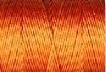 C-Lon Bead Cord Popsicle Orange (74 meter)