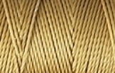 C-Lon Bead Cord Antique Gold (per rol van 74 meter)