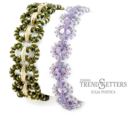 Patroon Armband Lacy Links (Gratis Patroon)