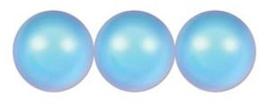 Swarovski Pearls 4 mm Iridescent Light Blue (per 25)