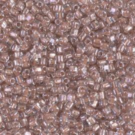 TR10-1525 Spkl Blush Lined Crystal (per 10 gram)