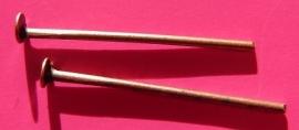 Head Pin 21 mm H179 K (per 40)