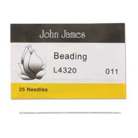 Needles John James #11 (25 needles)