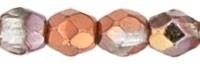 Facet 3 mm Apollo (Gold) (per 75)