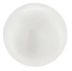 Swarovski Pearls Coin 12 mm Iridescent Dove Grey (per 1)
