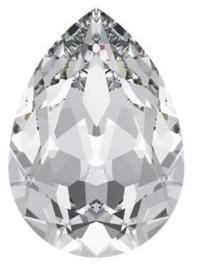Swarovski Drop 4320 14 x 10 mm Crystal (per 1)