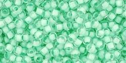 TR-11-975 Inside-Color Crystal/Neon Sea Foam Lined (10 g.)