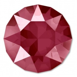 Swarovski Chaton SS39 Crystal Dark Red (per 5)