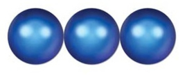 Swarovski Pearls 10 mm Iridescent Dark Blue (per 5)