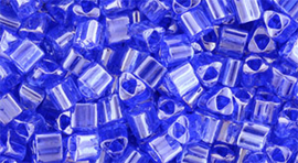 TG-08-117 Transparent-Lustered Sapphire (per 10 gram)