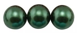 Glasparel Dark Green 8 mm B59 (per 80 cm streng)