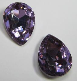 Glass Drop 13 x 18 mm Alexandrite (per 1)
