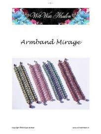Pattern Bracelet Mirage (PDF-File)