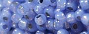 TR-15-PF2123 Permanent Finish - Silver-Lined Milky Tanzanite (5 g.)