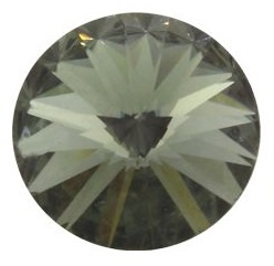 Swarovski Rivoli 18 mm Black Diamond (per 1)