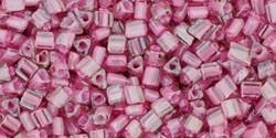 TG-11-959 Inside-Color Lt Amethyst/Pink Lined (per 10 gram)
